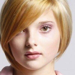Прическа для блондинок