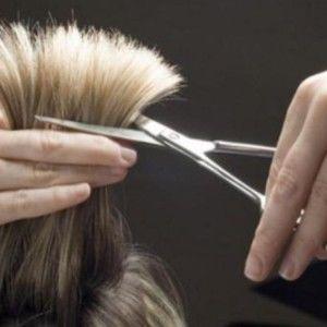 Обрезание волос
