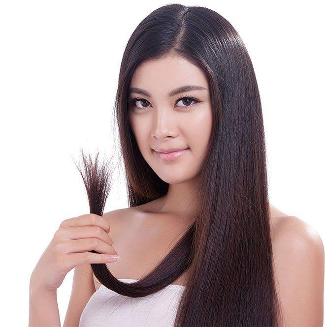 Как выпадают волосы