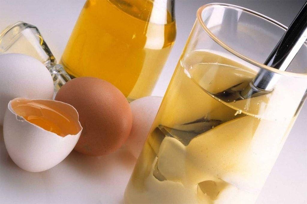 Маска для волос репейное масло и яйцо корица