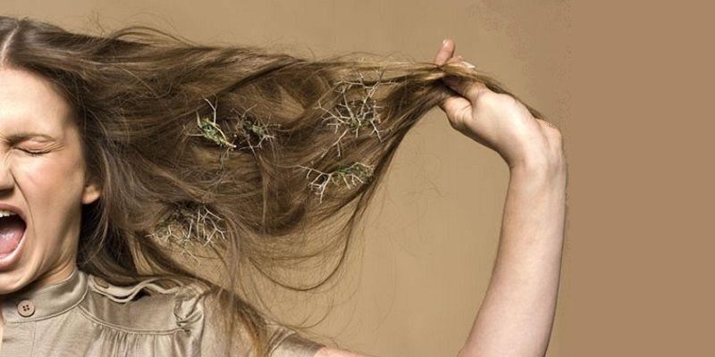 Что.делать чтобы волосы не выпадали