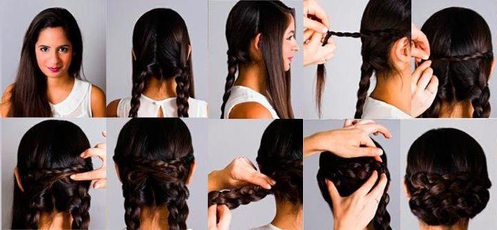 Как сделать стрижку длинных волос