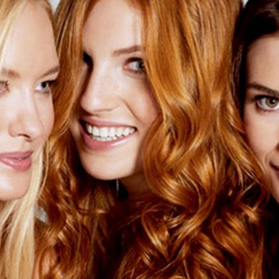 Выбор типа окраски волос