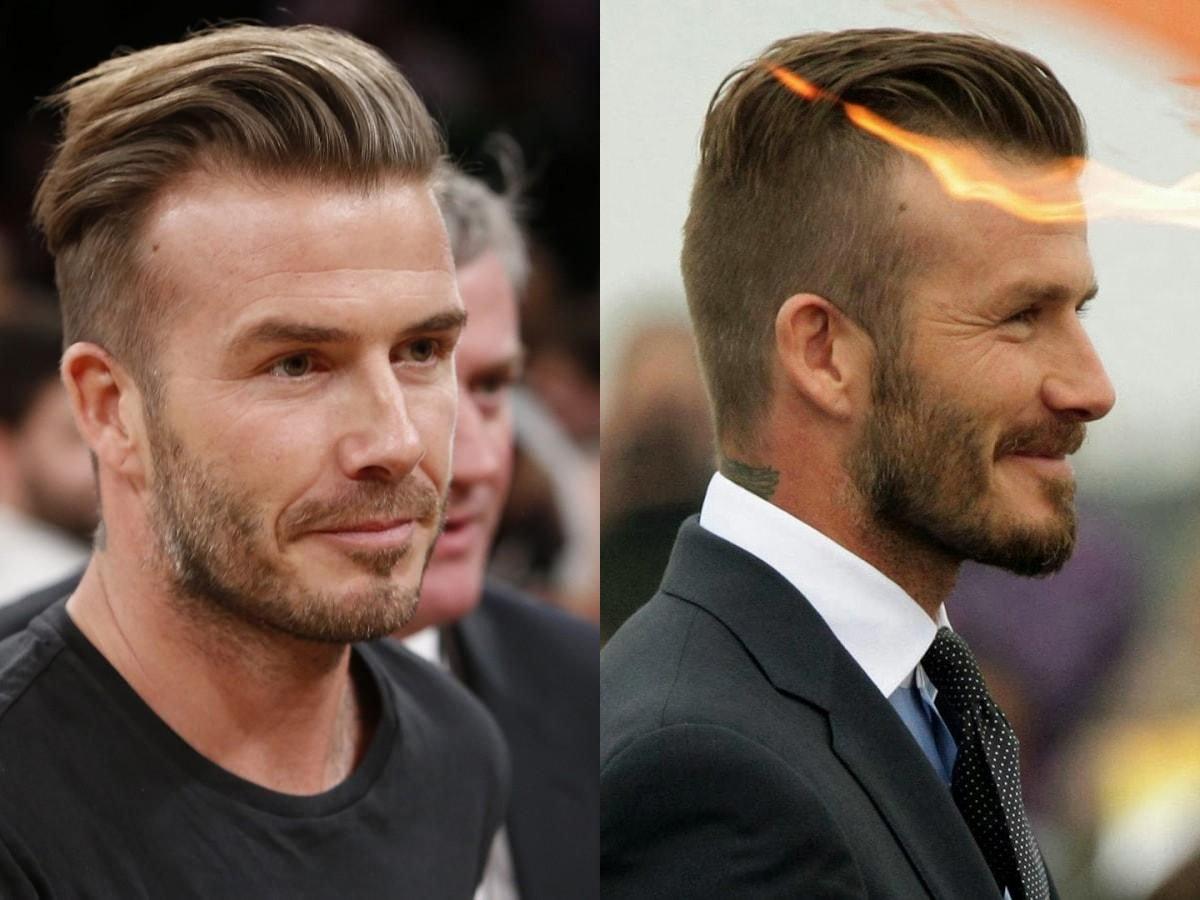 Прически для редеющих волос мужчин