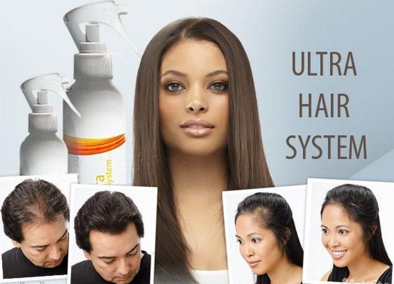 УЛЬТРА СПРЕЙ ULTRA HAIR SYSTEM