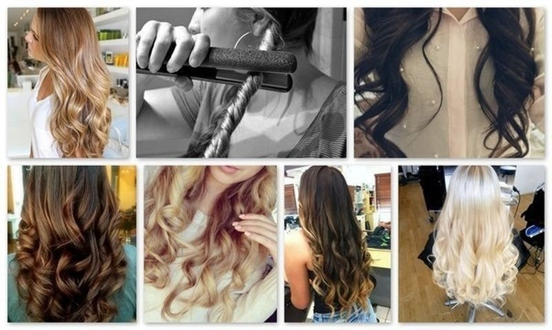 Как сделать пышные длинные волосы в домашних условиях