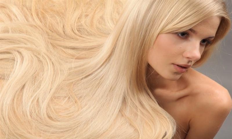 Осветление хороших волос