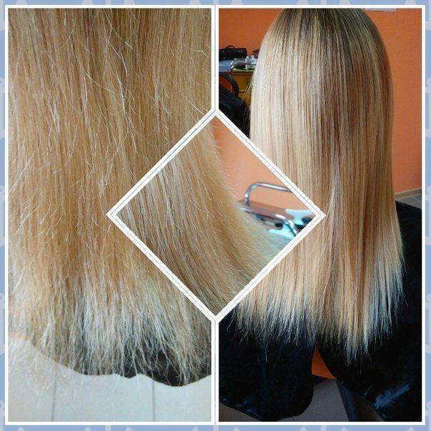 Как из русых волос сделать пепельный цвет волос