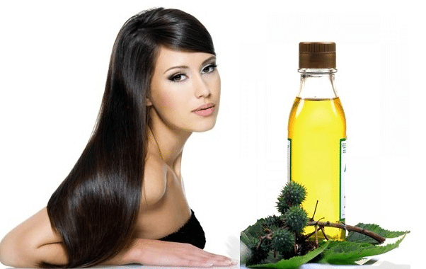 Маска от выпадения волос с касторовым маслом