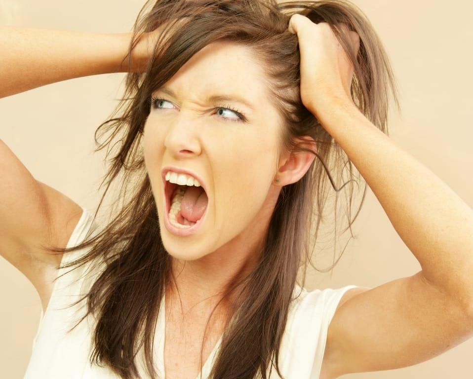 Что делать если сильно сухие волосы