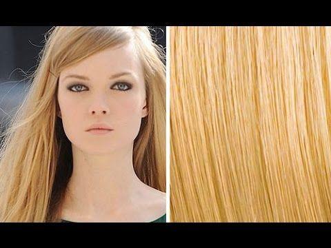Как осветлить окрашенные волосы в домашних условиях - 851e