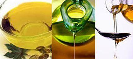 Маска из касторового масла