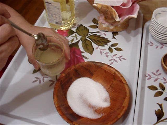 Использование соды против перхоти