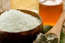 Маска из соли