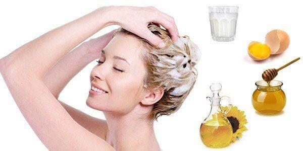 Народное средство ламинирования волос