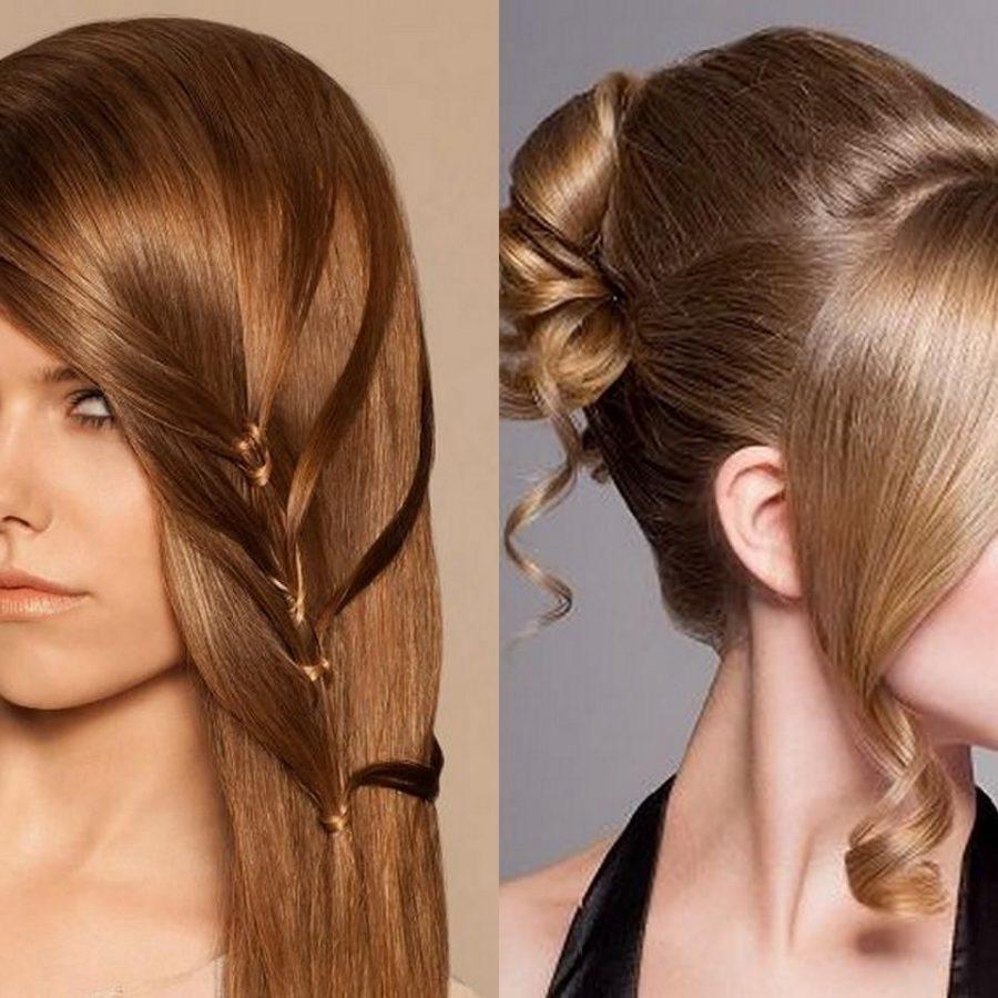 Прически для длинных волос фото картинки