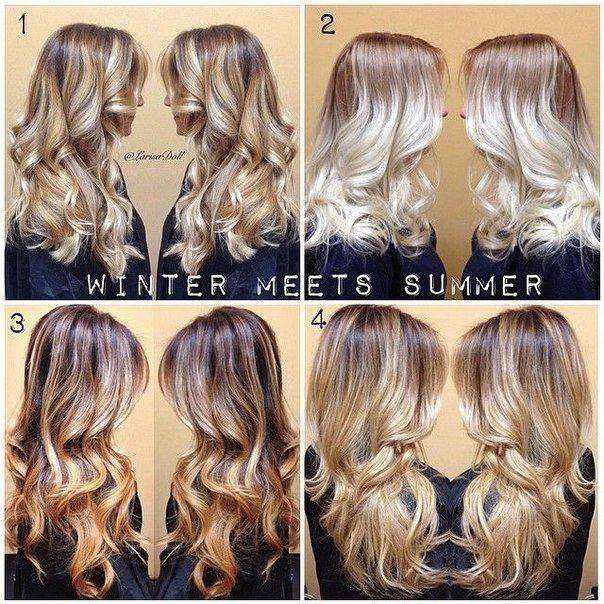 Как и чем осветлить волосы