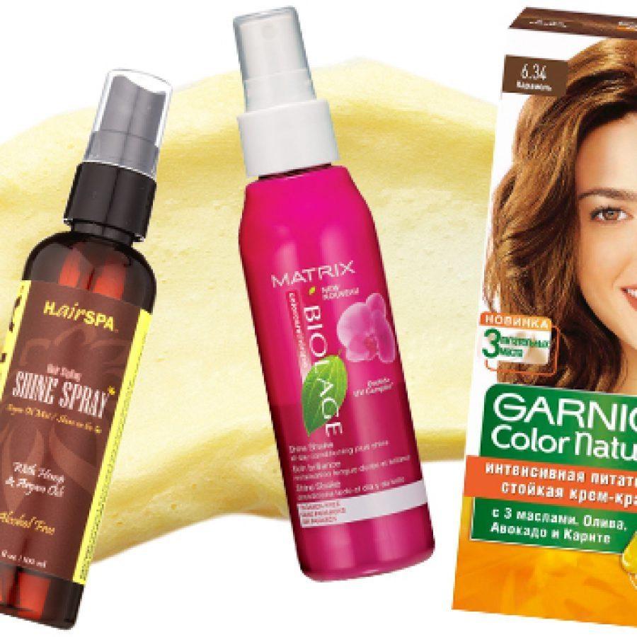 Какие существуют спреи для волос, и как их следует использовать
