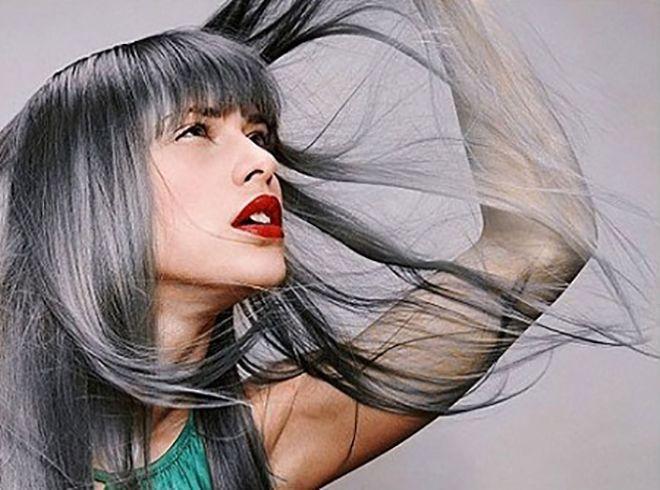 удаление седых волос народными средствами