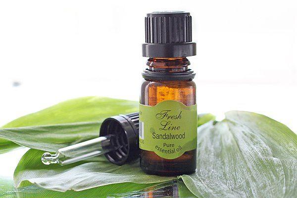Сандаловое масло для волос применение