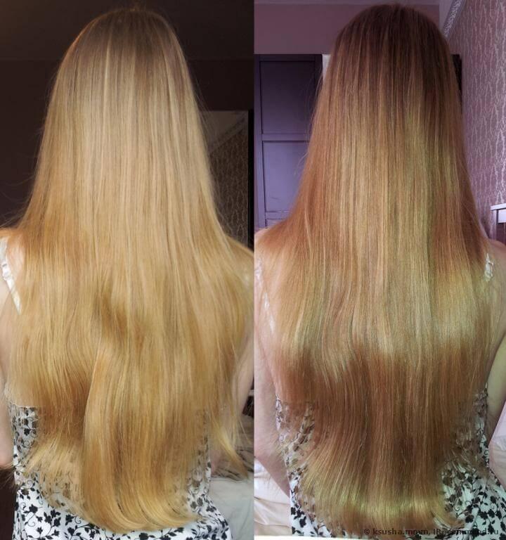 Бесцветная хна для натуральных блондинок