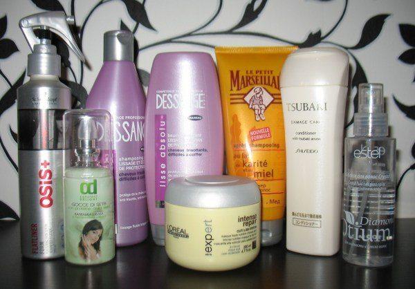Маска в домашних условиях для гладкости волос