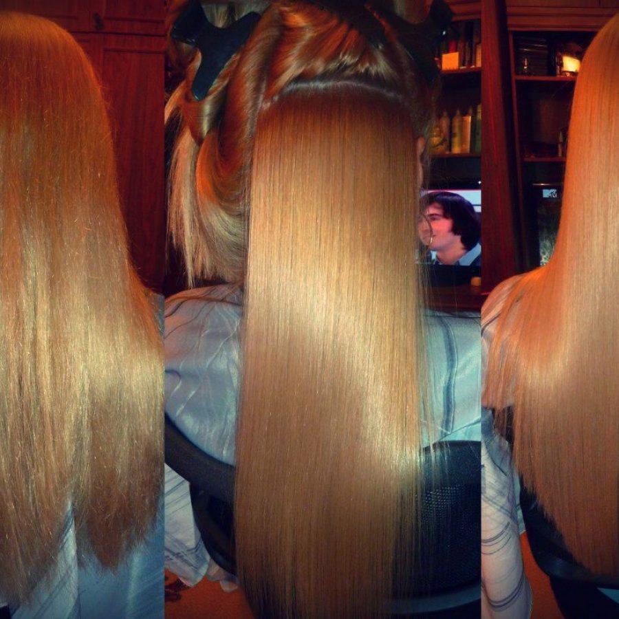 Ламинировать волос в домашних условиях 156