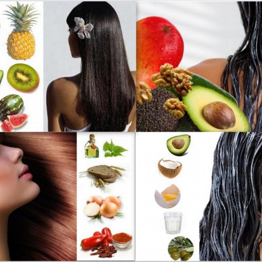 ИСПОЛЬЗОВАНИЕ МАСКИ для восстановления волос