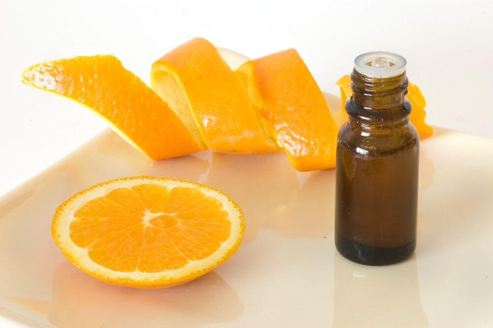 Как сделать масло из апельсинов