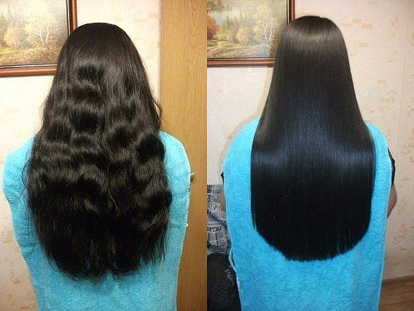 Ламинировать волос в домашних условиях