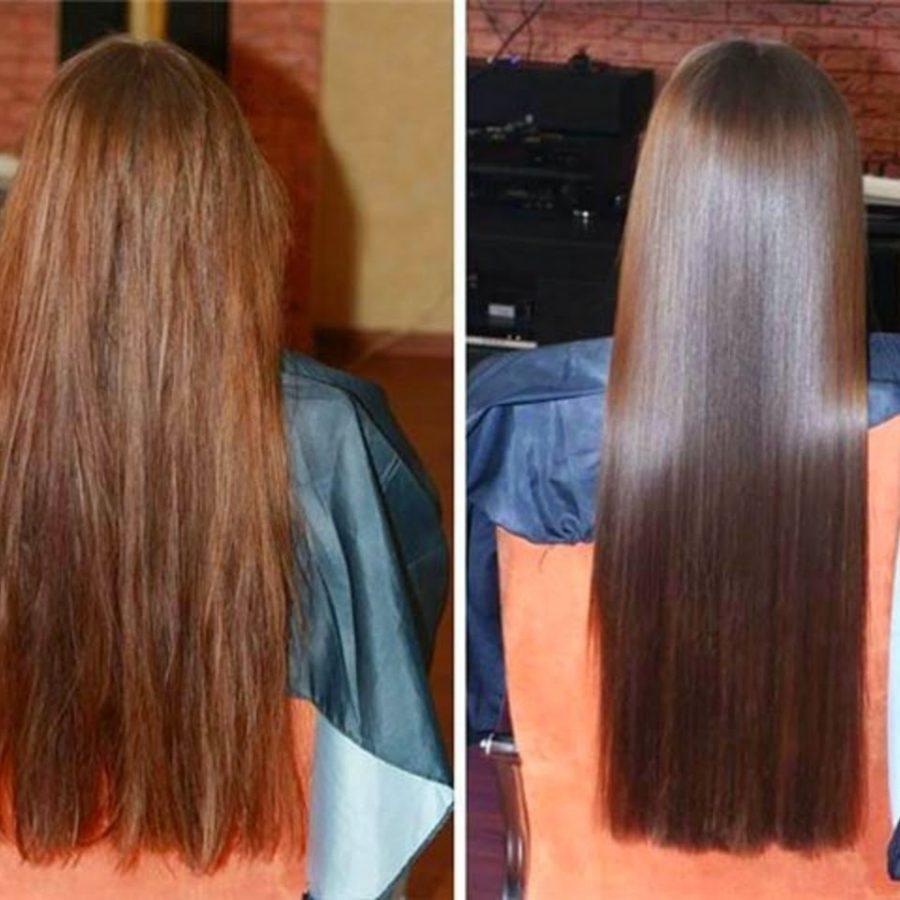 Маска ламинирование волос в домашних условиях