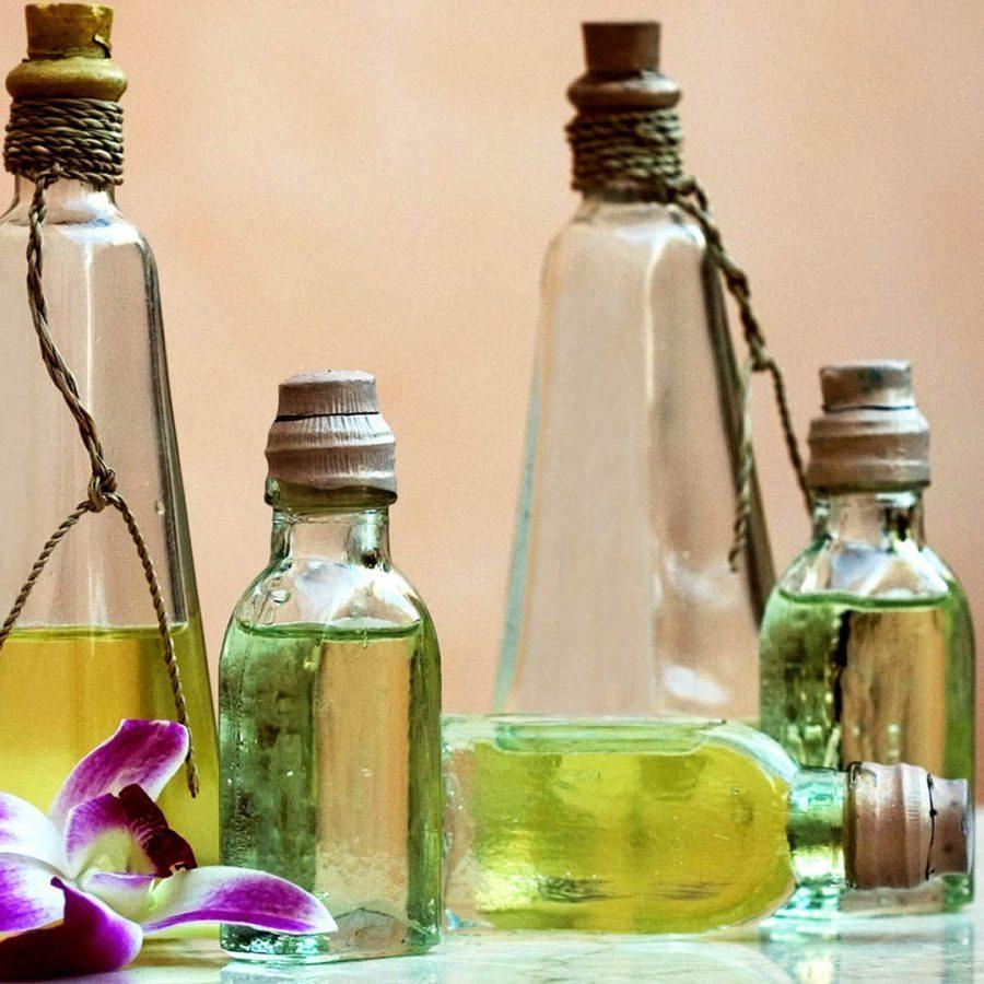Касторовое масло с витаминами для волос