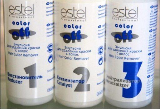 Кислотная смывка для волос Эстель