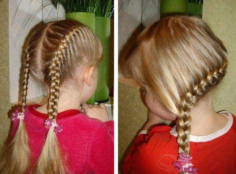 Колосок пошагово прически на длинные волосы