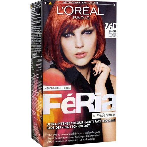 PREFERENCE FERIA ON LOREAL