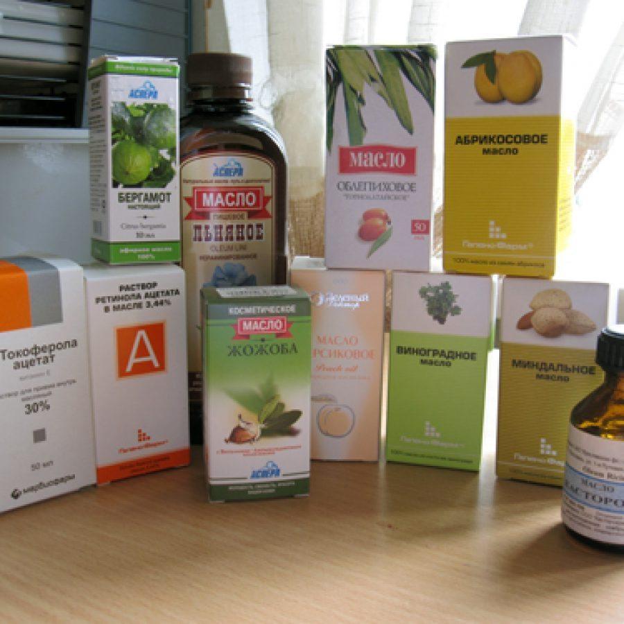 Маска для волос репейное масло и витамины