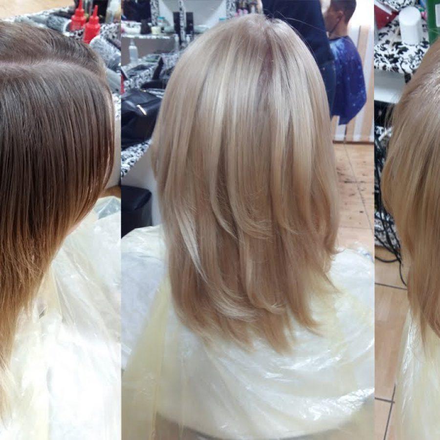 Как в домашних условиях покрасить волосы в русый цвет