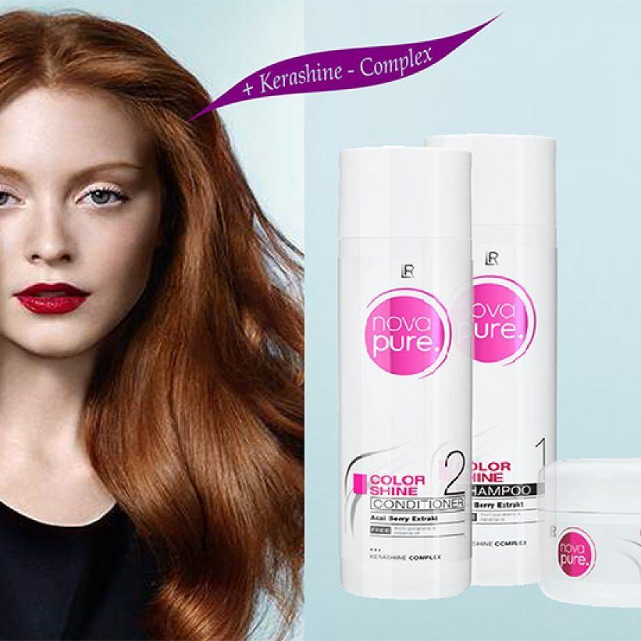 Как придать волосам гладкость и блеск