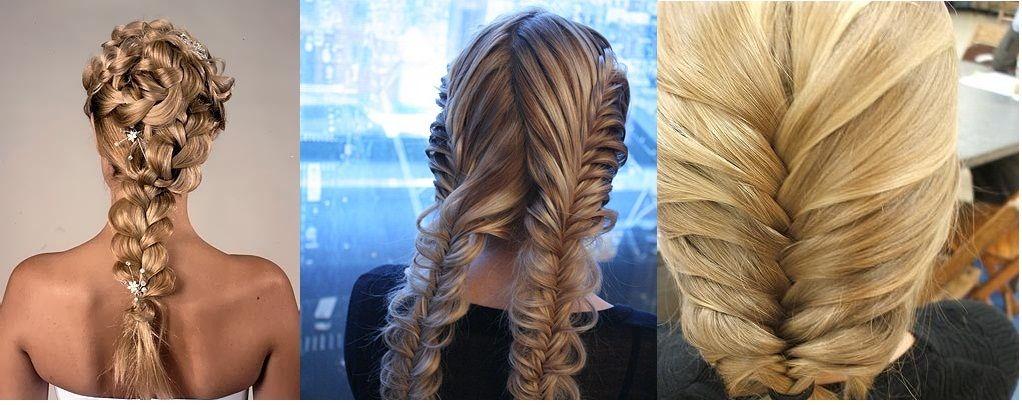 Разновидность плетенья кос