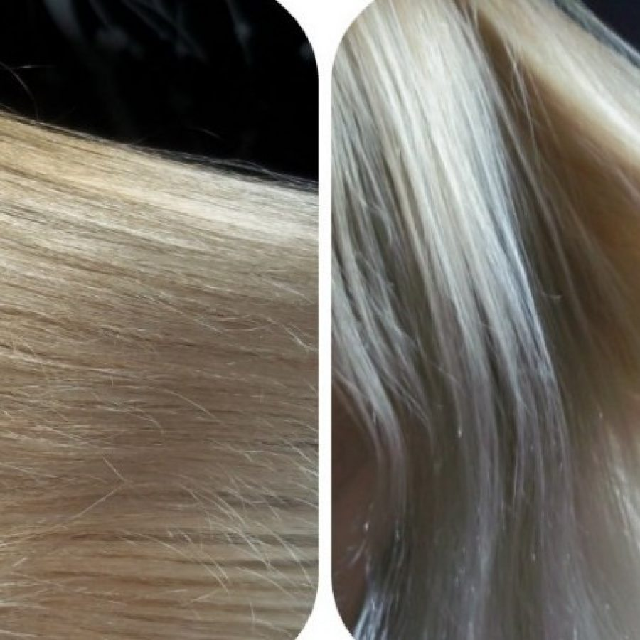 Белый цвет волос как добиться молочного оттенка при покраске