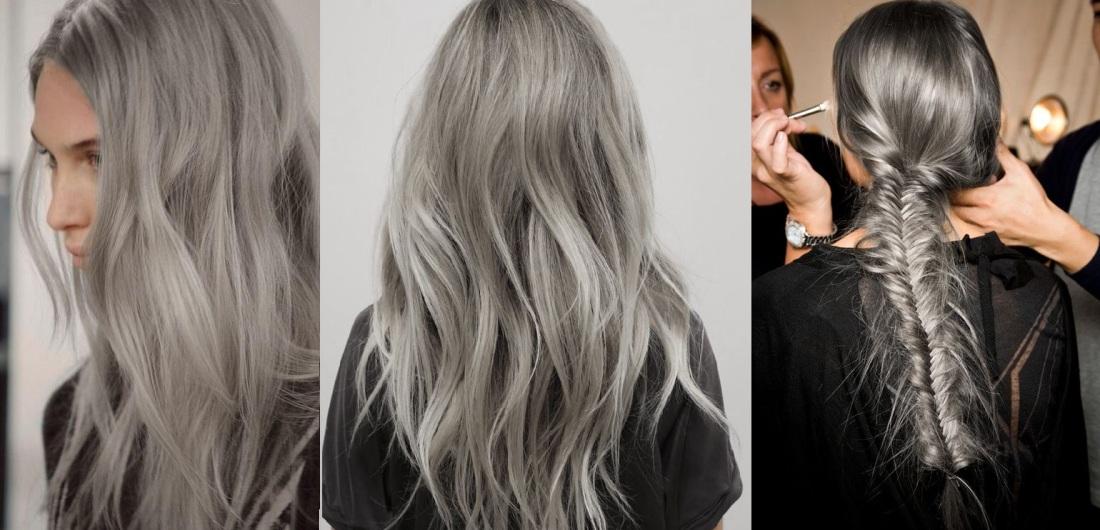 Как добиться пепельного цвета волос в домашних условиях 353