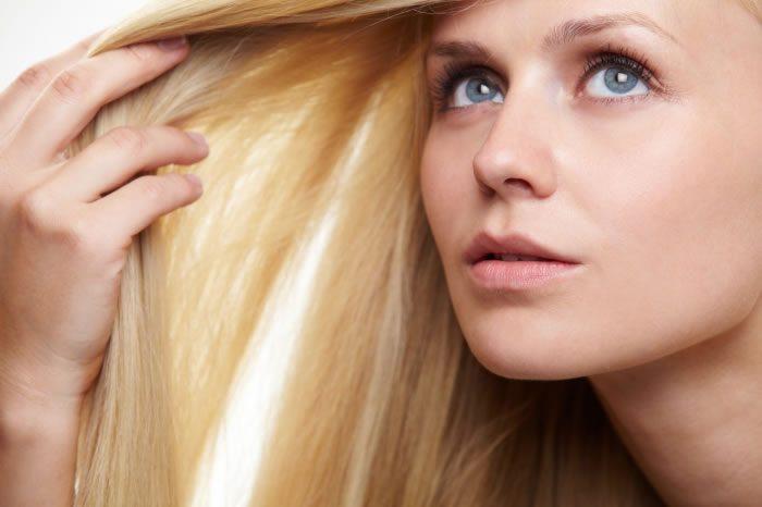 Волосы рвутся после обесцвечивания