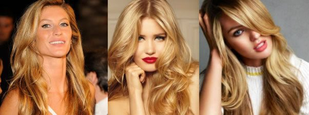 Окрашивание блонд МЕДОВЫЕ ОТТЕНКИ