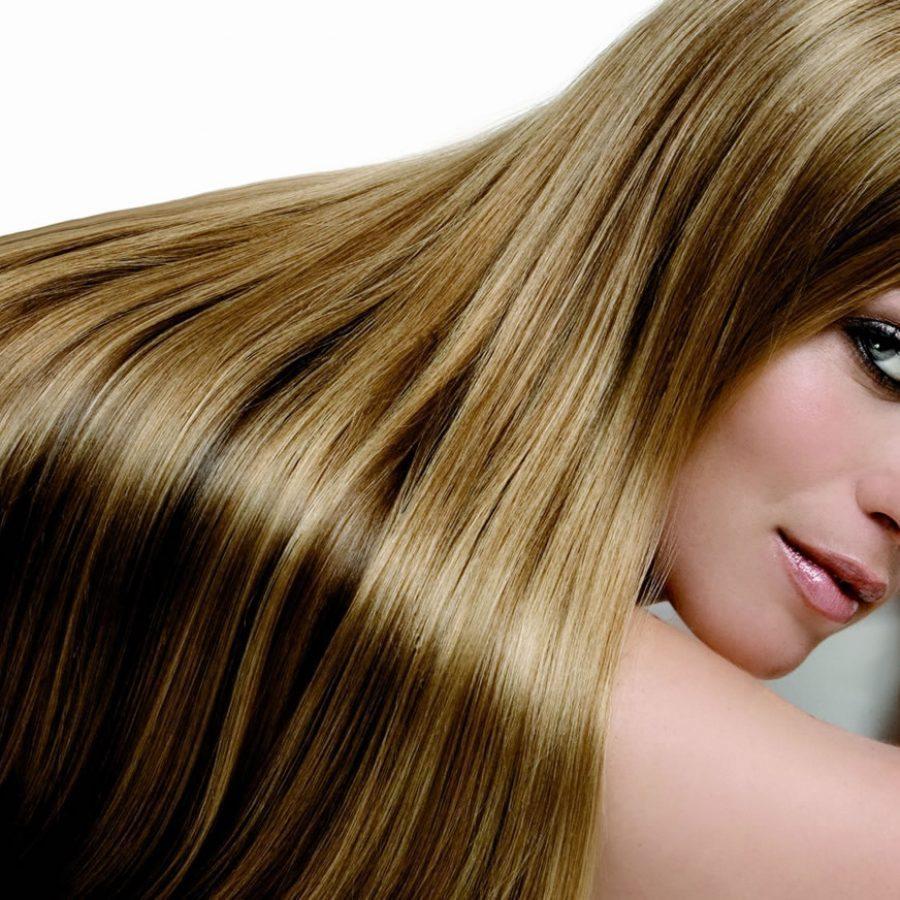 меланжевое мелирование волос