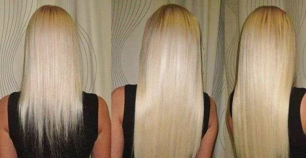 На сколько см вырастают волосы за месяц