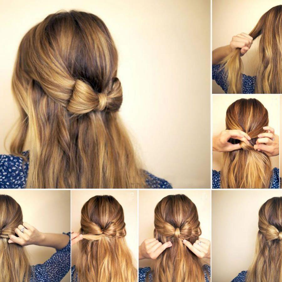 прически красивые на длинные волосы картинки