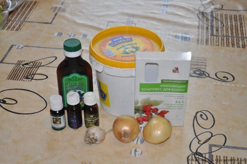 Быстро и эффективные маски для волос в домашних условиях 164
