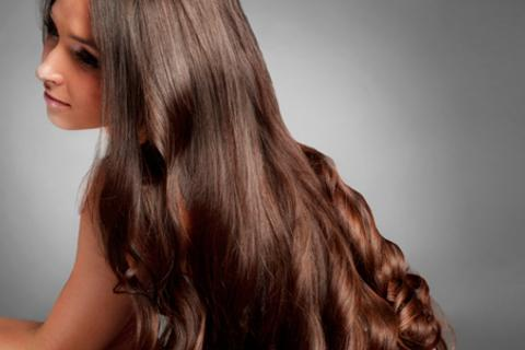 Количество волос растущих на голове у человека