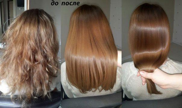 Чем восстановить волосы