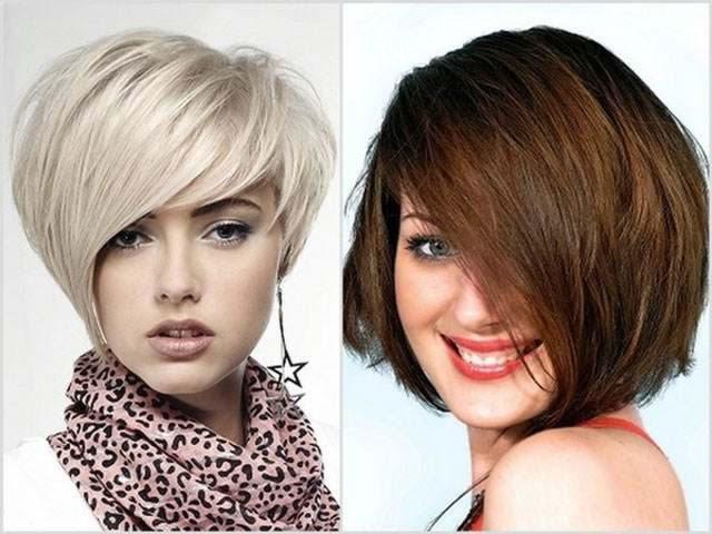 Как красиво уложить короткие волосы